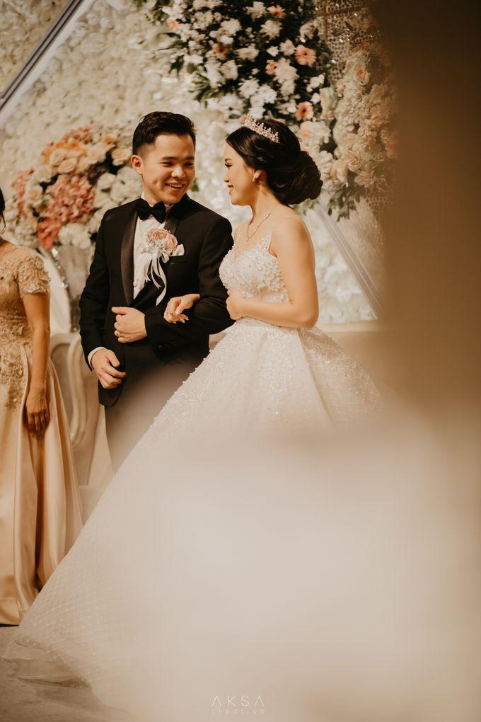 Sandra & You Loke Wedding at Soehanna by Pizzaro Sensation Design - 023