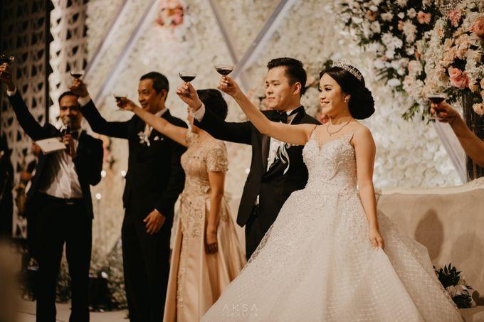 Sandra & You Loke Wedding at Soehanna by Pizzaro Sensation Design - 017
