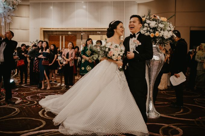 Sandra & You Loke Wedding at Soehanna by Pizzaro Sensation Design - 004