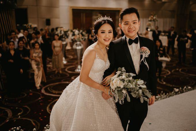 Sandra & You Loke Wedding at Soehanna by Pizzaro Sensation Design - 016