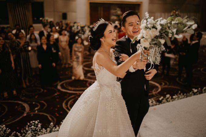 Sandra & You Loke Wedding at Soehanna by Pizzaro Sensation Design - 020