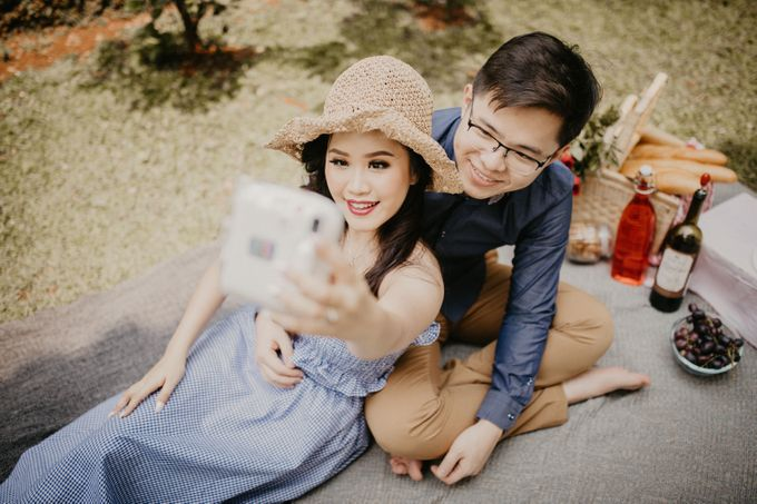 Sandra & Loke Pre Wedding by FIOR - 021