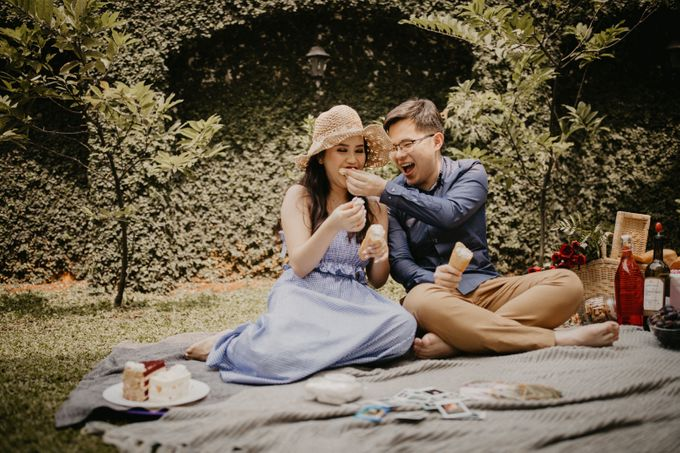 Sandra & Loke Pre Wedding by FIOR - 022
