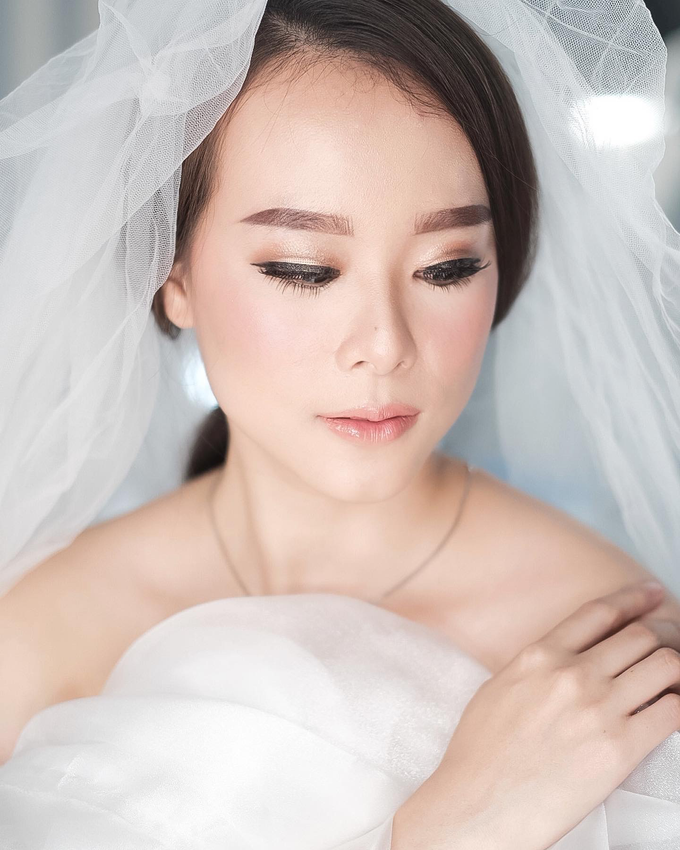 Makeup for ms sanny by Sandra Bridal and Makeup Academy - 003