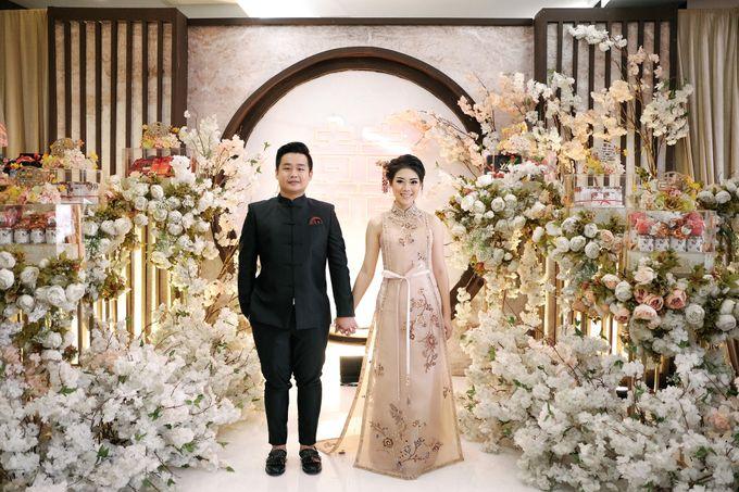 Edward & Ria Engagement Decoration by Valentine Wedding Decoration - 012