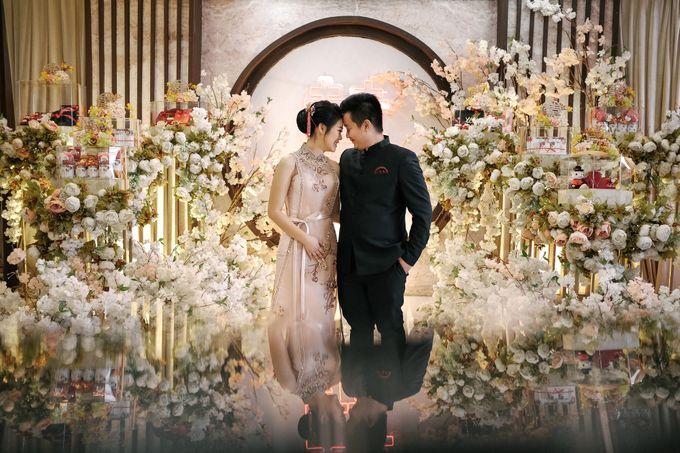 Edward & Ria Engagement Decoration by Valentine Wedding Decoration - 015