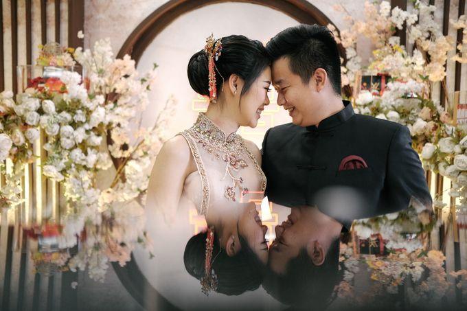 Edward & Ria Engagement Decoration by Valentine Wedding Decoration - 016