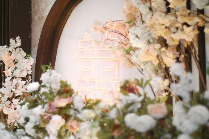 Edward & Ria Engagement Decoration by Valentine Wedding Decoration - 005