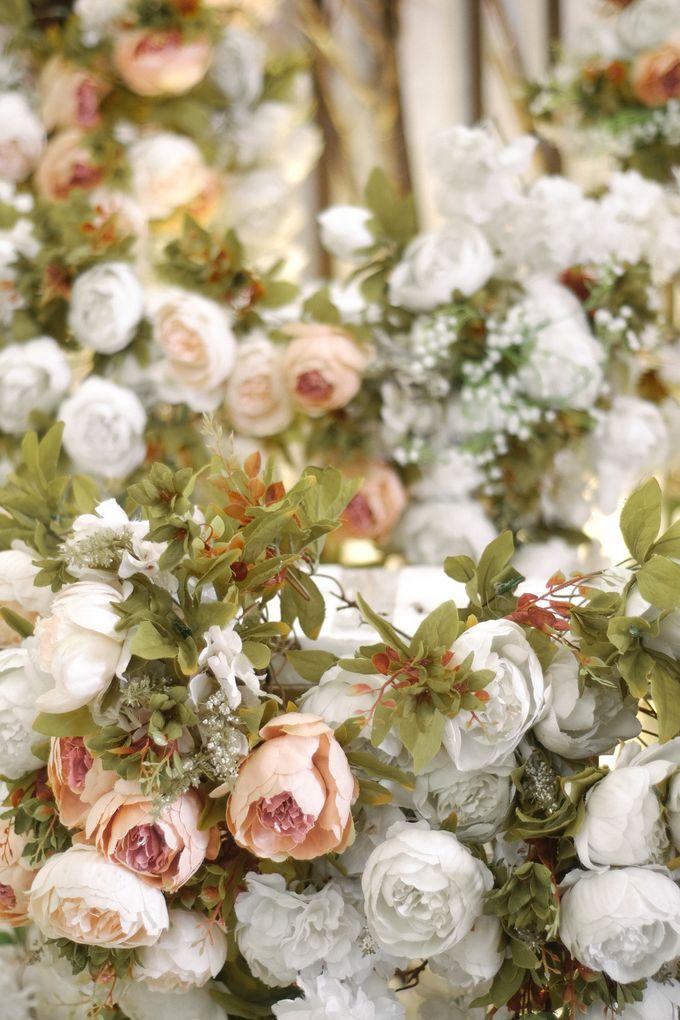Edward & Ria Engagement Decoration by Valentine Wedding Decoration - 007