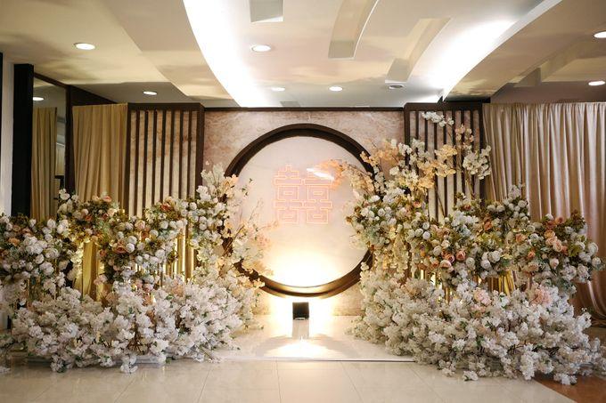 Edward & Ria Engagement Decoration by Valentine Wedding Decoration - 009
