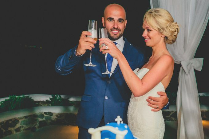 An elegant off white and peach wedding by MarrymeinGreece - 012