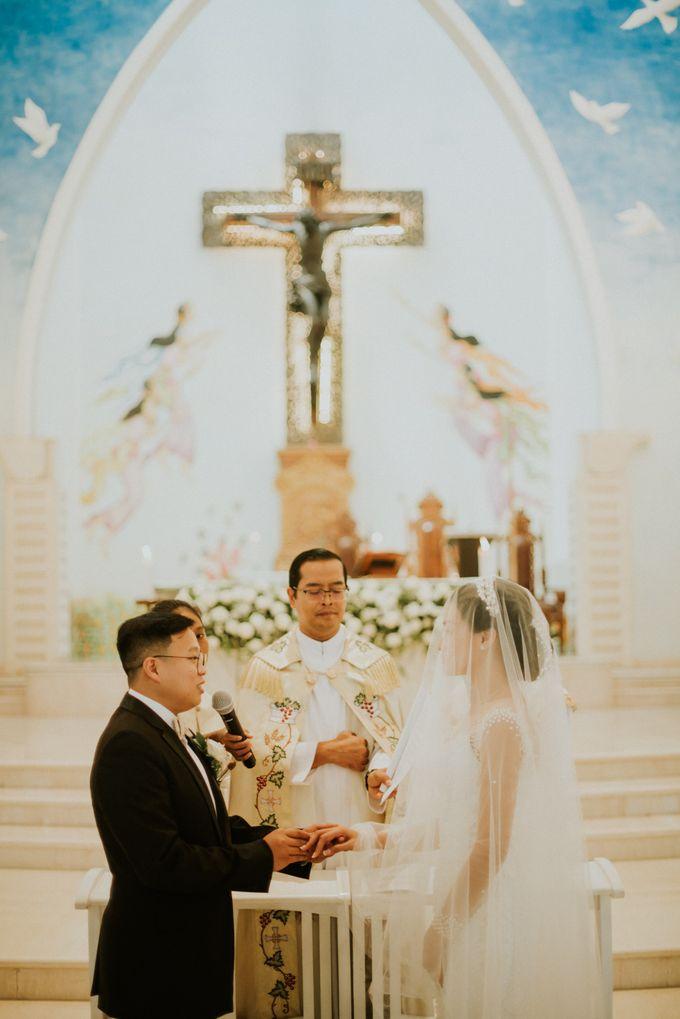Thesan Fefe Wedding by Double Happiness Wedding Organizer - 008
