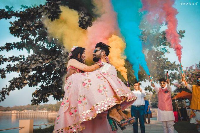 A roaming wedding of Sapna and Mithun by Wedding By Neeraj Kamra - 035