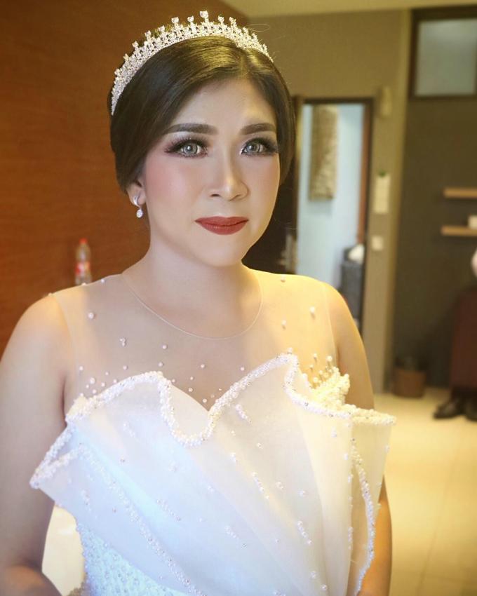 The Wedding of Yoan & Fendy by Bright by Maria Damayanti - 002