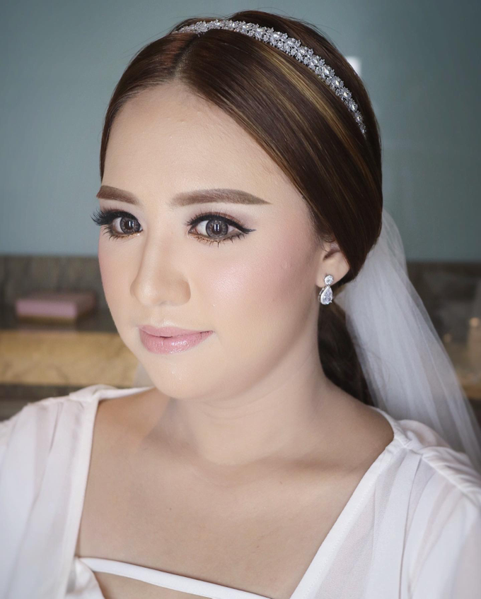 The Wedding of Shelina & Tomy by Bright by Maria Damayanti - 001