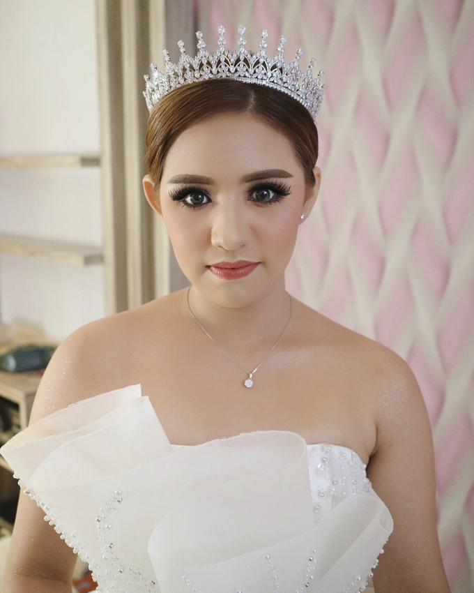 The Wedding of Shelina & Tomy by Bright by Maria Damayanti - 003