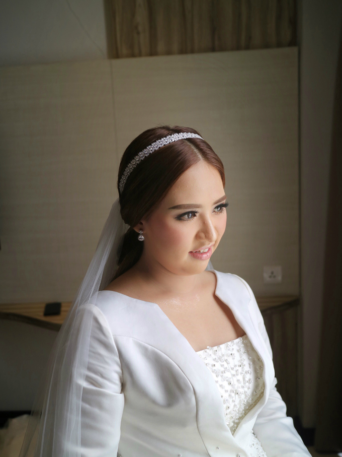 The Wedding of Shelina & Tomy by Bright by Maria Damayanti - 005