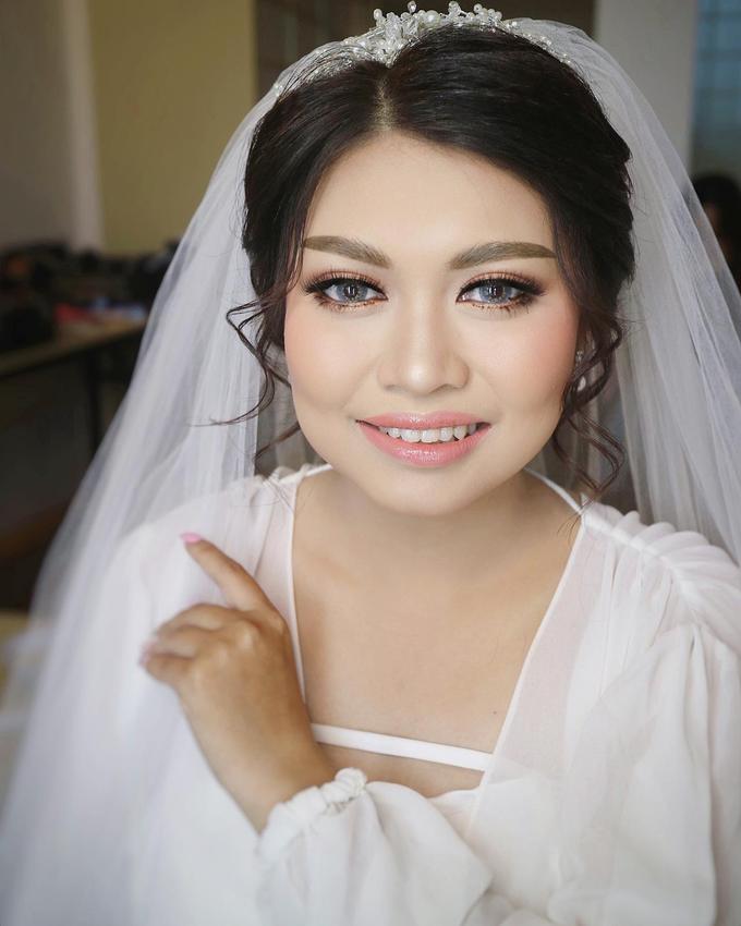 The Wedding of Gana & Hana by Bright by Maria Damayanti - 001