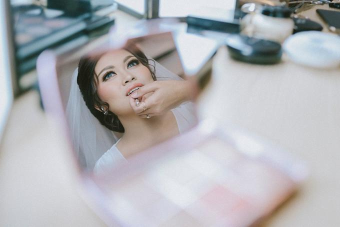 The Wedding of Gana & Hana by Bright by Maria Damayanti - 004