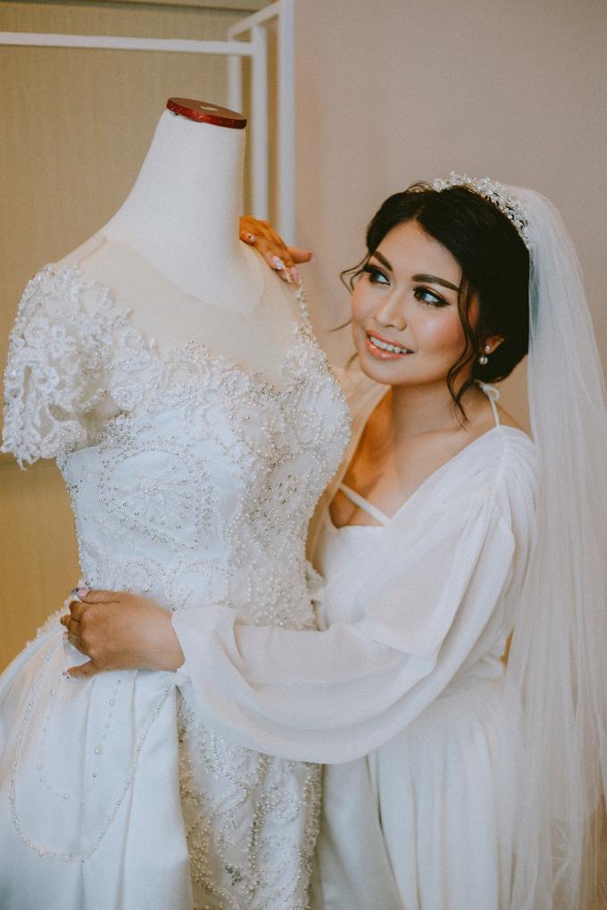 The Wedding of Gana & Hana by Bright by Maria Damayanti - 005
