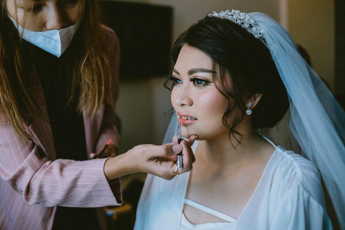The Wedding of Gana & Hana by Bright by Maria Damayanti - 007