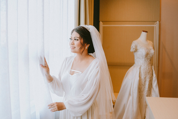 The Wedding of Gana & Hana by Bright by Maria Damayanti - 006