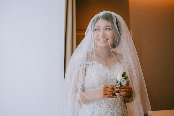 The Wedding of Gana & Hana by Bright by Maria Damayanti - 008