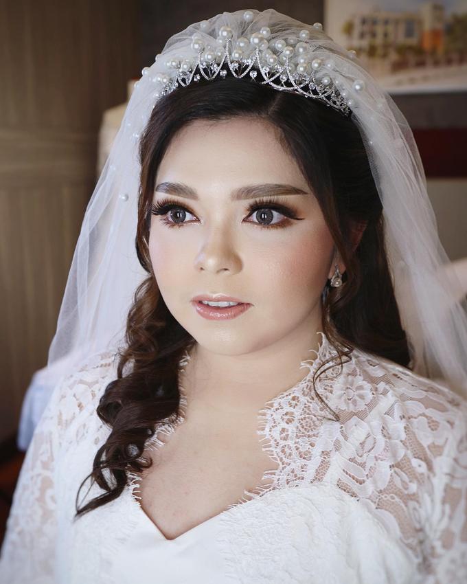 The Wedding of Nina & Yopie by Bright by Maria Damayanti - 002