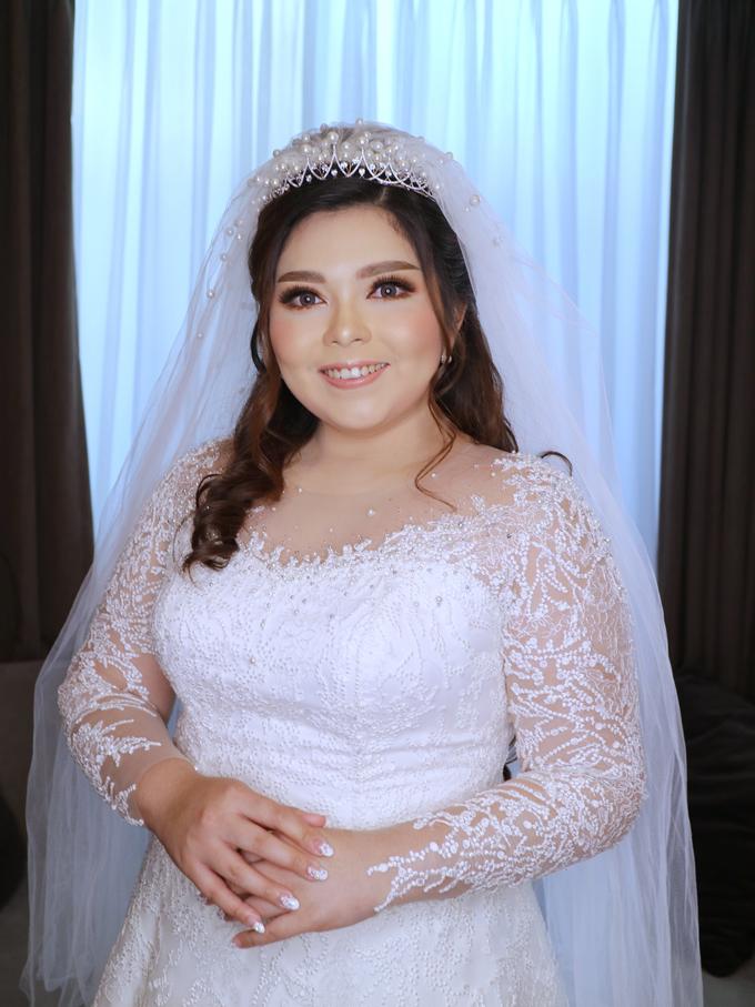The Wedding of Nina & Yopie by Bright by Maria Damayanti - 003