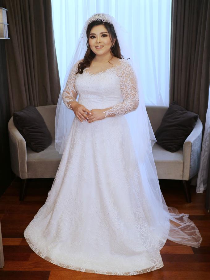 The Wedding of Nina & Yopie by Bright by Maria Damayanti - 004
