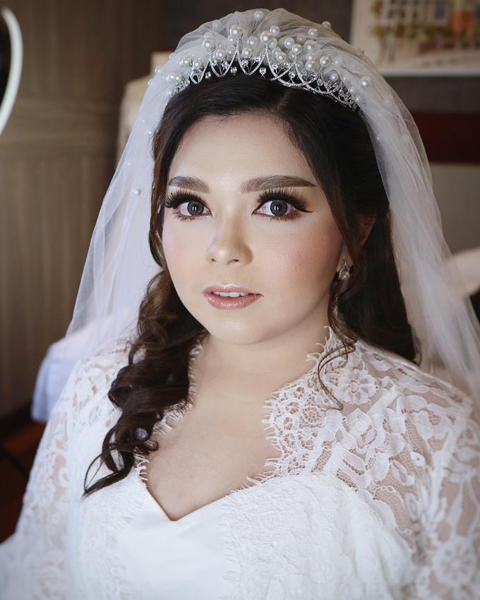 The Wedding of Nina & Yopie by Bright by Maria Damayanti - 001