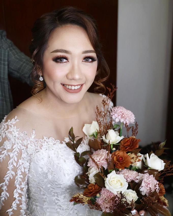 The Wedding of Acha & Biru by Bright by Maria Damayanti - 002