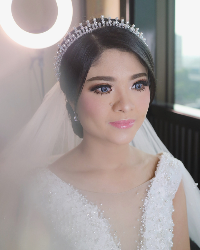 The Wedding of Teresa & Yafet by Bright by Maria Damayanti - 003