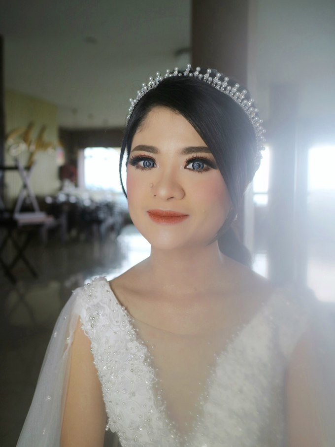 The Wedding of Teresa & Yafet by Bright by Maria Damayanti - 004