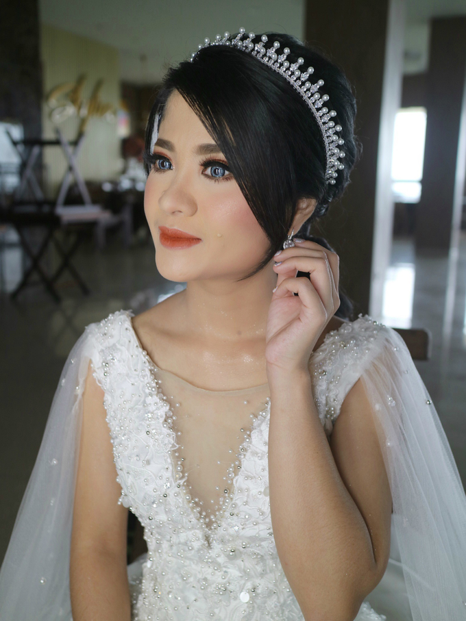 The Wedding of Teresa & Yafet by Bright by Maria Damayanti - 005