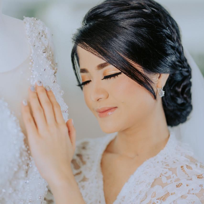 The Wedding of Teresa & Yafet by Bright by Maria Damayanti - 006