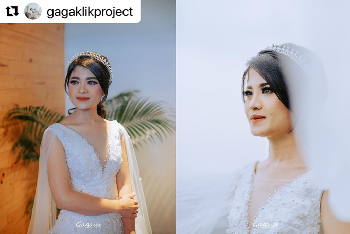 The Wedding of Teresa & Yafet by Bright by Maria Damayanti - 007