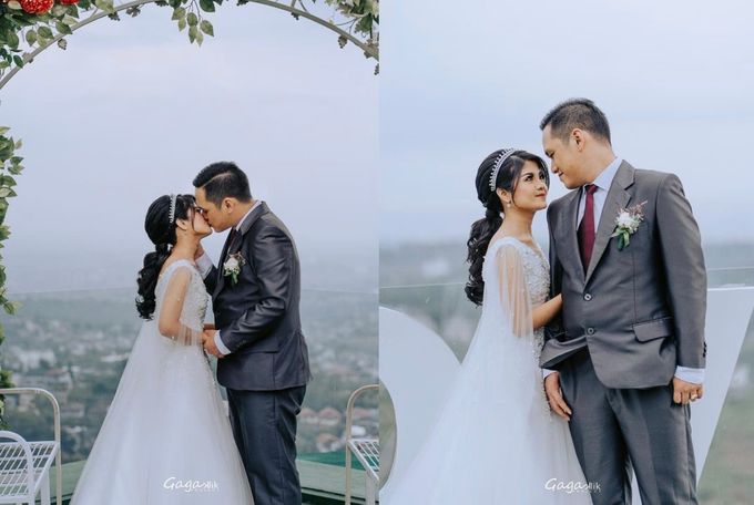 The Wedding of Teresa & Yafet by Bright by Maria Damayanti - 008