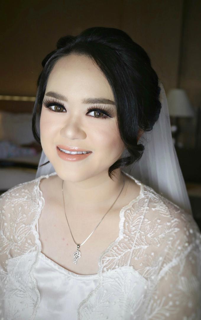 The Wedding of Winda & Adi by SARA ROSE Makeup Artist - 002