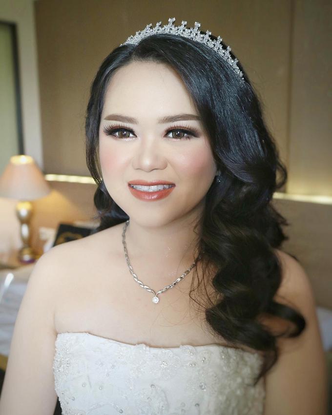 The Wedding of Winda & Adi by SARA ROSE Makeup Artist - 005
