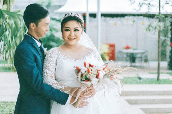 The Wedding of Winda & Julio by Bright by Maria Damayanti - 001
