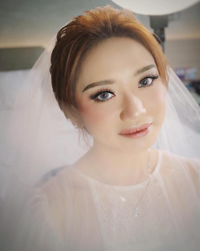 The Wedding of Sonya & Albert by SARA ROSE Makeup Artist - 005