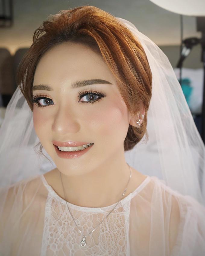 The Wedding of Sonya & Albert by SARA ROSE Makeup Artist - 003