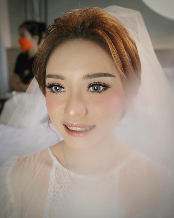 The Wedding of Sonya & Albert by SARA ROSE Makeup Artist - 007