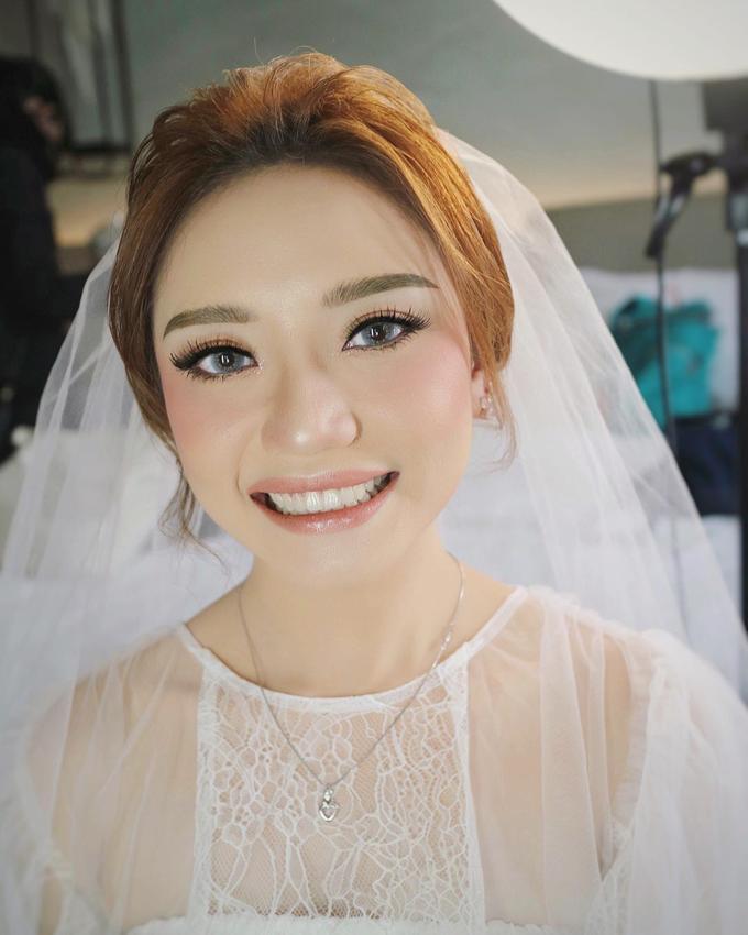 The Wedding of Sonya & Albert by SARA ROSE Makeup Artist - 009