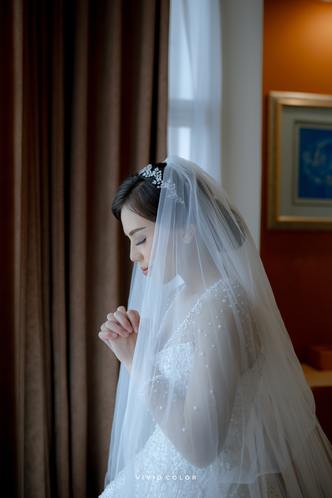 The Wedding of Loli & Mangasi by SARA ROSE Makeup Artist - 002