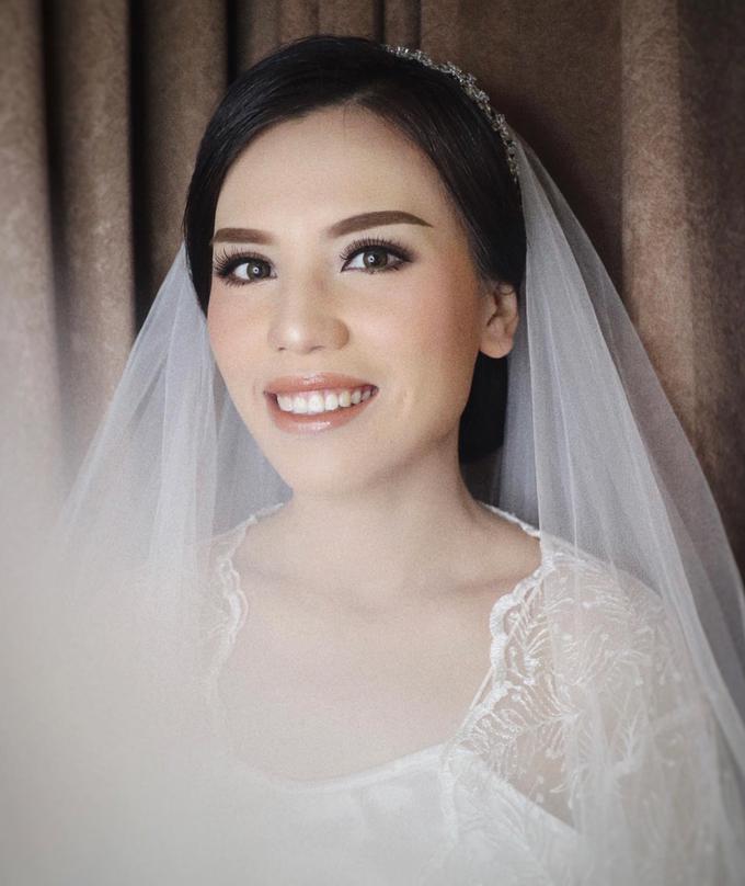 The Wedding of Loli & Mangasi by SARA ROSE Makeup Artist - 003