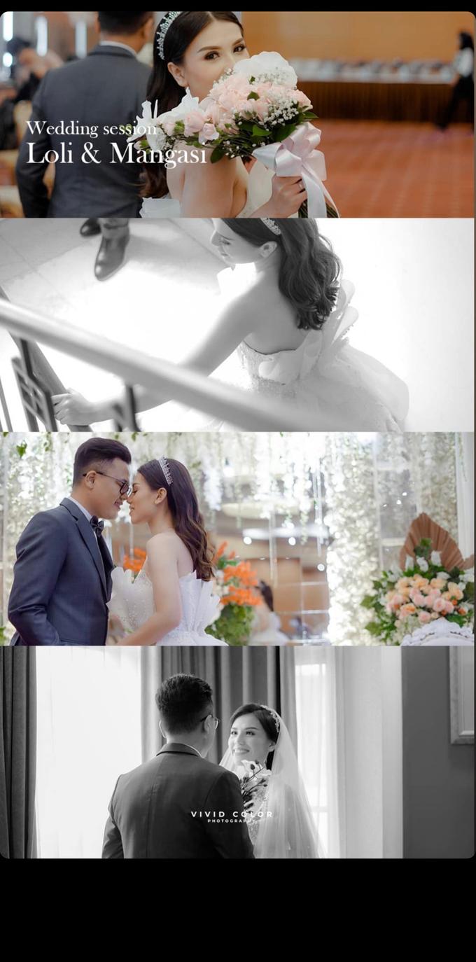 The Wedding of Loli & Mangasi by SARA ROSE Makeup Artist - 006