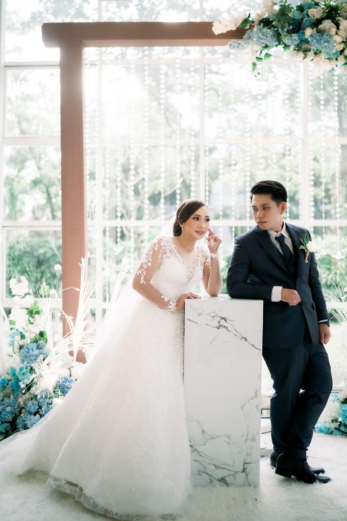 The Wedding of Clara & Willy by SARA ROSE Makeup Artist - 005