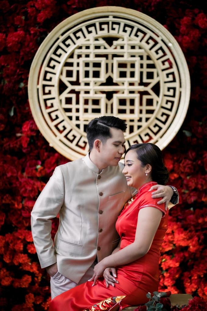 The Wedding of Clara & Willy by SARA ROSE Makeup Artist - 009